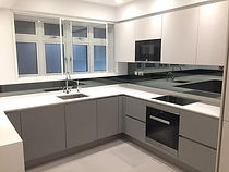 Designer kitchen, Mayfair