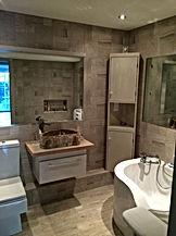 Bathroom - Stone effect tiles (5).jpg