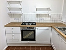 Country style kitchen, South London