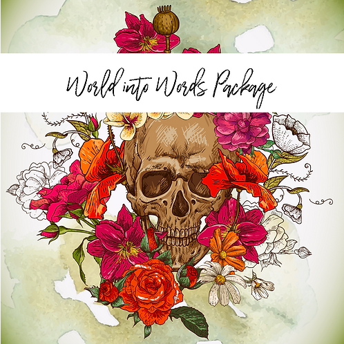World into Words Package