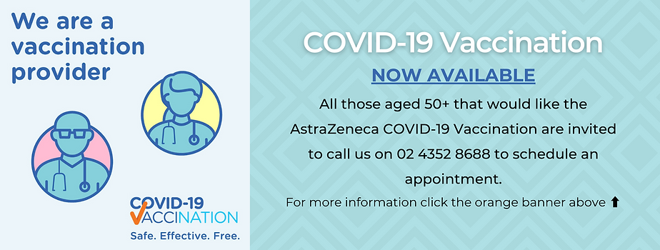 Website Banners COVID-19 Vax 50+