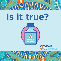 Is it true? COVID-19 Vaccination