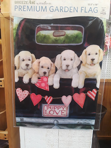 Puppy Love house flag