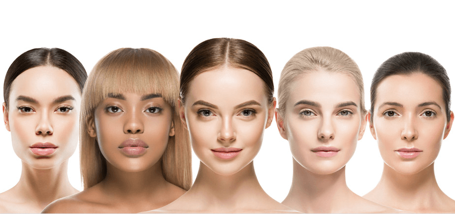 Aesthetics - 5 perfect woman faces.png