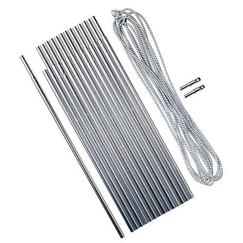 Набор дуг из алюминия (Ø 8,5 мм; 4,5 м) QUECHUA