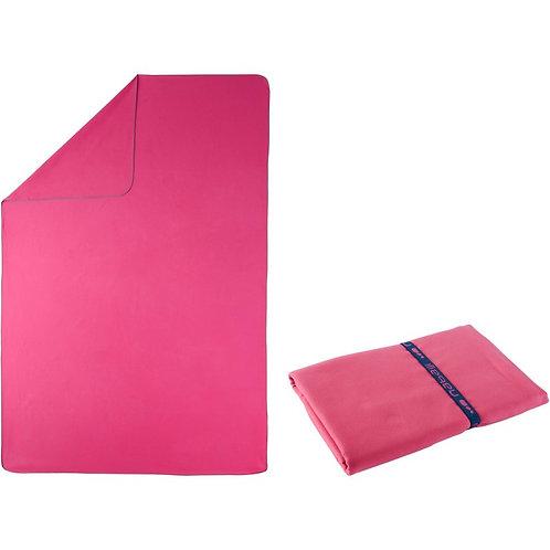ПОЛОТЕНЦЕ из МИКРОФИБРЫ (110 X 175 СМ)  XL NABAIJI пурпурно-розовый