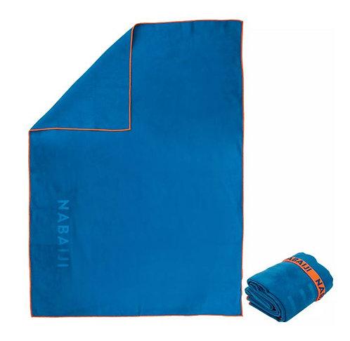 ПОЛОТЕНЦЕ из МИКРОФИБРЫ (110 X 175 СМ)  XL NABAIJI синий