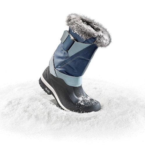 САПОГИ женские зимние SH500 X-WARM ICE QUECHUA