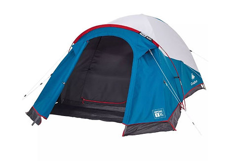 палатка ARPENAZ 2 XL Fresh&Black 2-местная QUECHUA