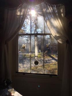 window dressing silhouette