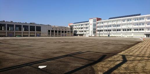 練馬区立開進第四中学校工程整備工事