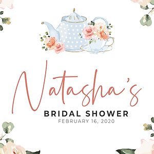Natasha's Bridal Party