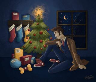 Tenth Doctor's Christmas