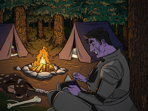 Dungeons & Dragons: By the Campfire