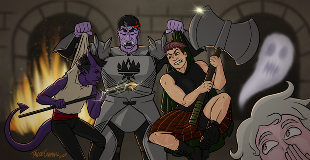 Dungeons & Dragons: Party Drama