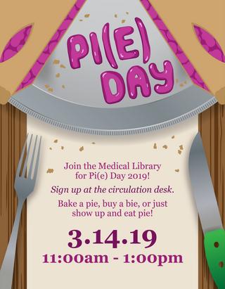 Pi(e) Day Flyer