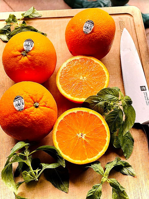 USA Navel Orange (2pcs) - Large