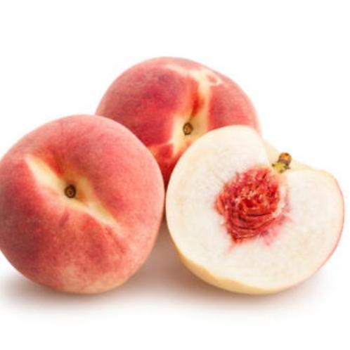 White Peach (2pcs)