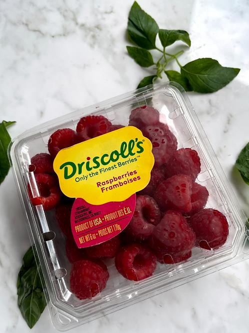 Driscoll's Raspberries (170g)