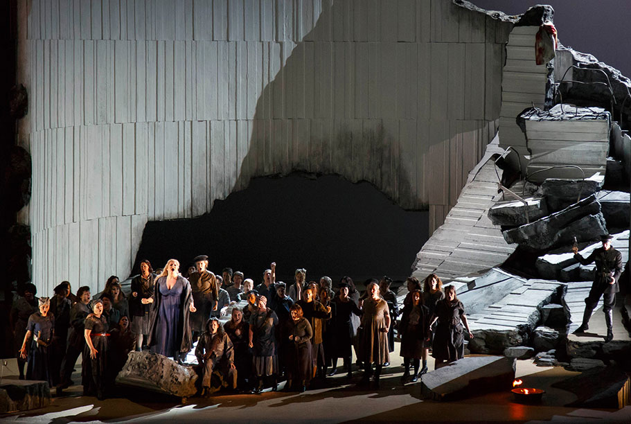 Les Troyens-Lyric Opera of Chicago