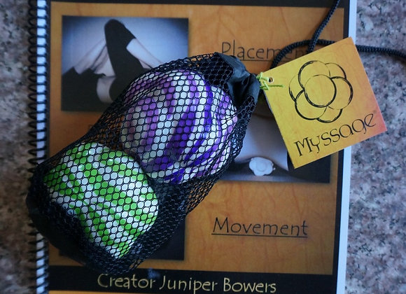 Myssage Bundle - Balls and Guide