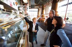 Diageo distillery marketing