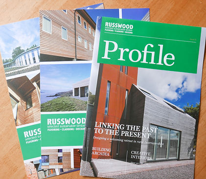 Russwood market materials