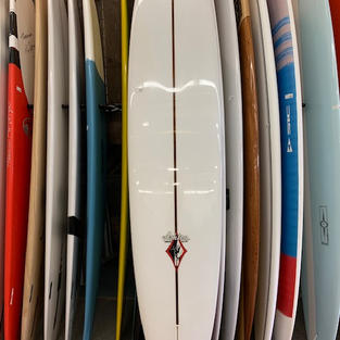 Ashton- Nose and tail classic 9'2 Single