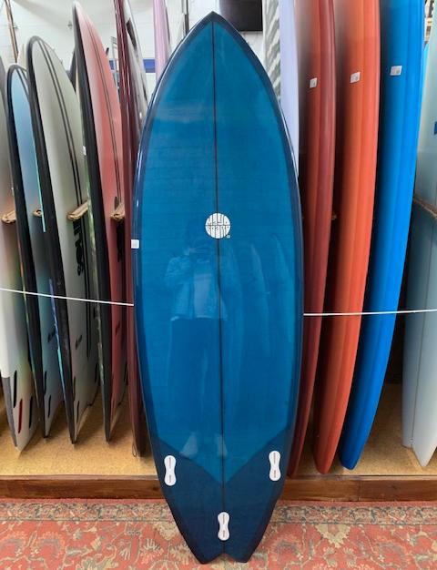 Mayo Board Co- Fish 6' Thruster(FCS2)