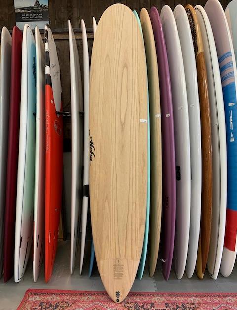 Aloha Eco Skin_Fun- Longboard 9'1x22.75x