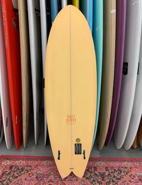 Salt Gypsy- Shorebird 5'11x20.5x2.5 34l