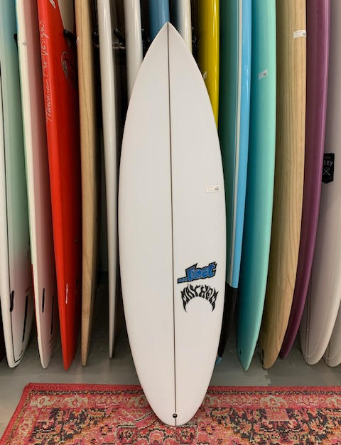 ...lost- Quiver killer 5'8x19.25x2.32 28