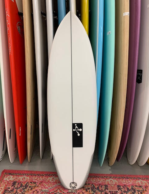 Chemistry surfboards- Summertime 6'x20.5