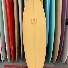 Salt Gypsy- Shorebird 5'8x20.25x2-3_8 31