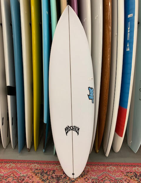 ...lost- Quiver killer 6'2x20.5x2.6 35.5
