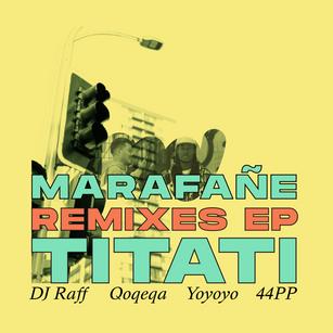 APA014 - Carlomarco - Marafañe Remixes