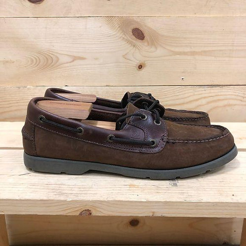 Sperry Top-Sider Leather Loafers Mens Size 10