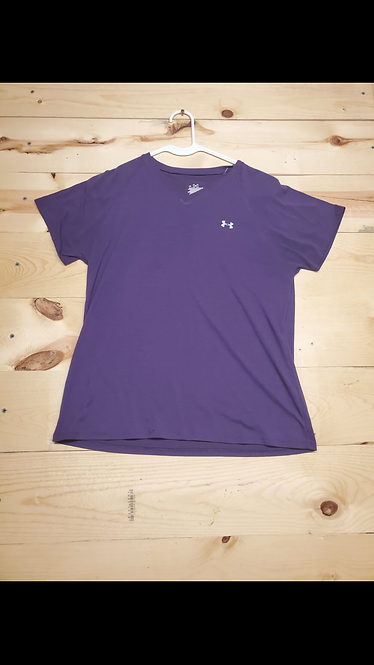 Under Armour V-Neck Women?s Medium