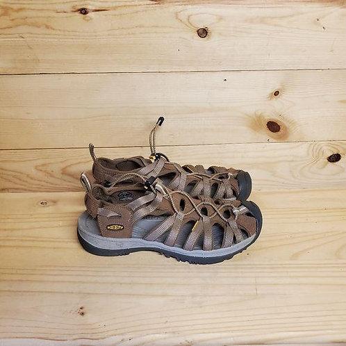 Keen CLYL Whisper Sandals Women's Size 9.5