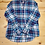 Thumbnail: Old Navy Flannel Men?s Large