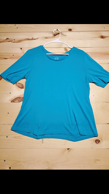 Chicos T-Shirt Women?s Size 2