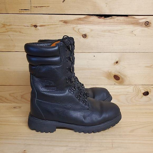 Timberland Leather Work Boots Men's Size 7.5