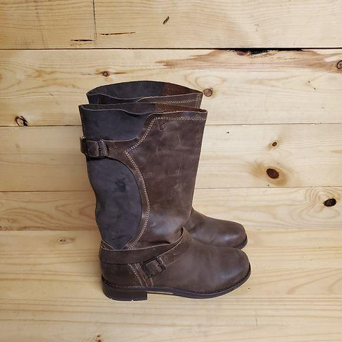 Olukai Genuine Leather Boots Women's Size 5