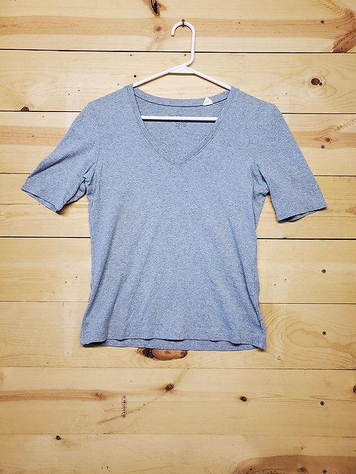 Chicos V-Neck Women's T-Shirt Size 0