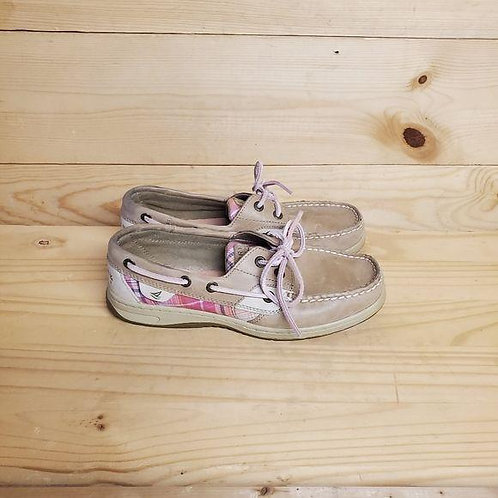 Sperry Bluefish 2 Eye Boat Shoes Women's Size 6