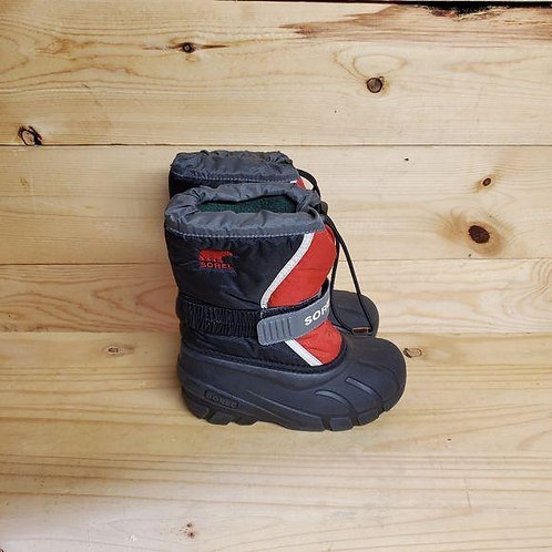 Sorel Snow Boots Girls Size 12