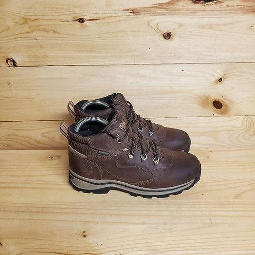 Timberland White Ledge Boots Boys Size 6.5