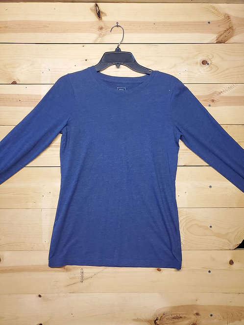 Mossimo Supply Co. Casual Tee Women's Long Sleeve Size L