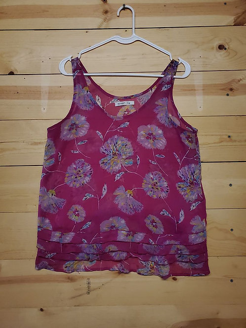 Old Navy See Through Top Women's T-Shirt Size M