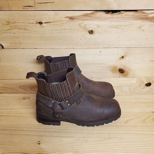 GBX Dorado Ink Boots Men's Size 10